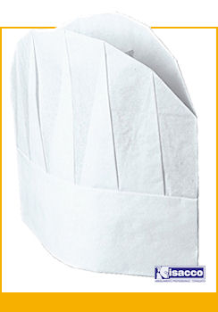 : CAPPELLO CHEF CARTA