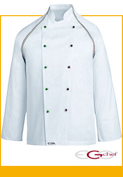 : GIACCA CHEF SPORT ITALY