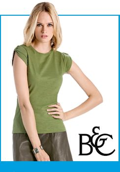 Prodotto: BCTW030 B&C T-SHIRT Too chic/women