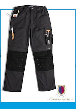 128 abiti da lavoro - abbigliamento professionale - Pantaloni Da Cucina